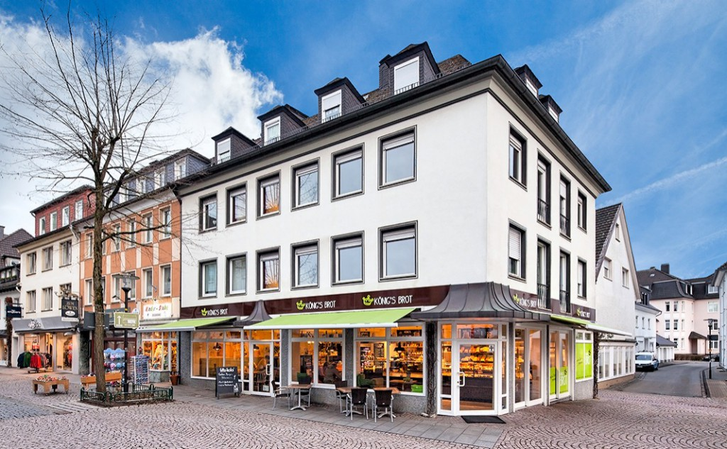 Königs Brotkorb - Café + Bäckerei Attendorn